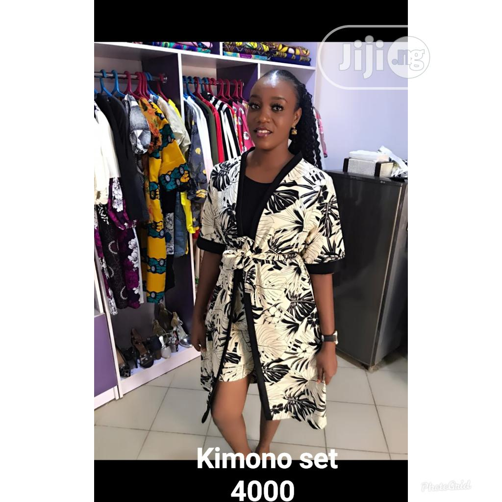 Archive: Kimono Short Available