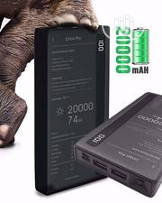 20000 Mah Capacity Power Bank | Accessories for Mobile Phones & Tablets for sale in Lagos State, Ikeja