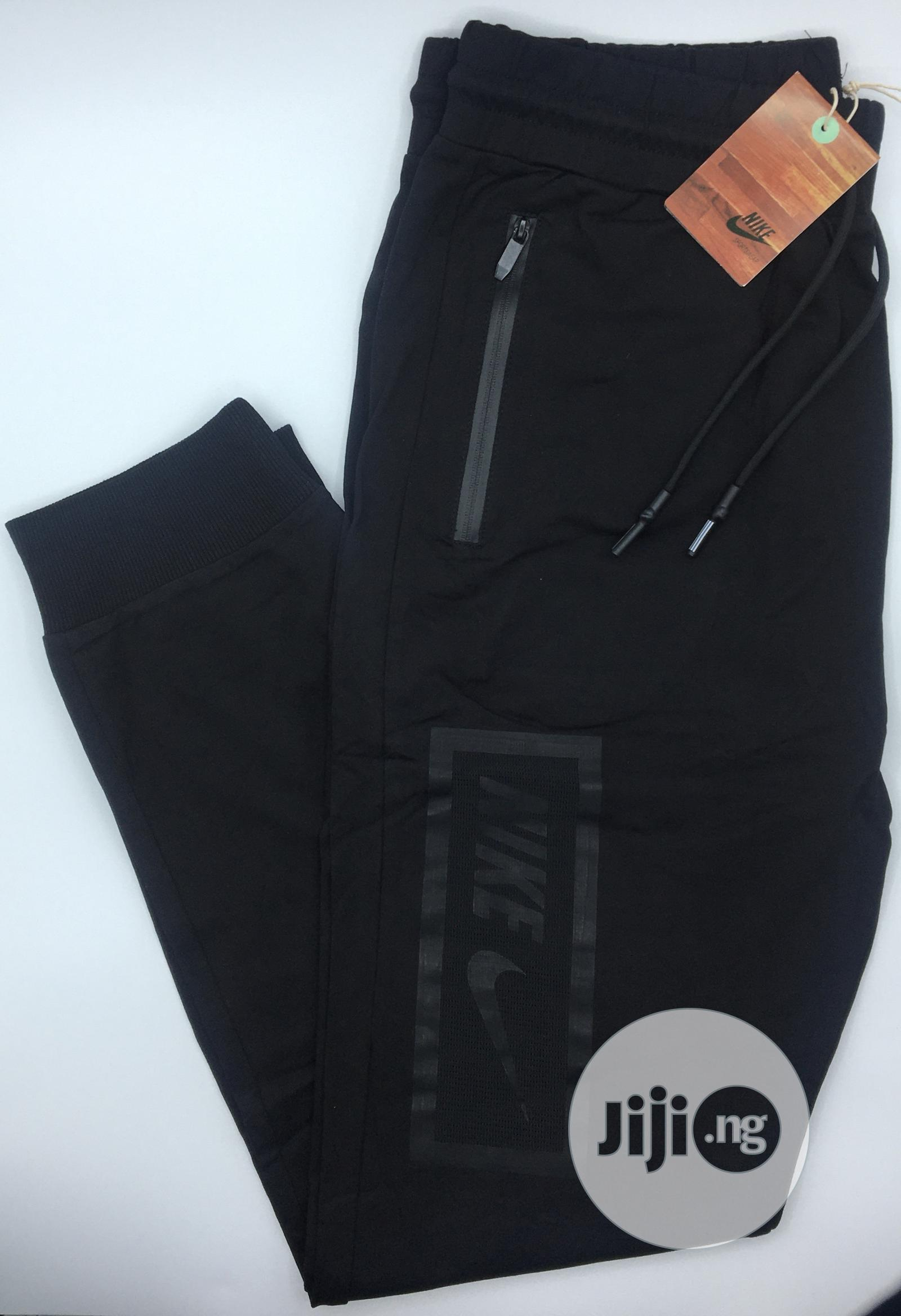 Archive: Nike Just Do It Joggers