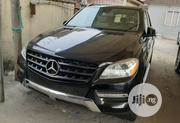 Mercedes-Benz M Class 2012 Black | Cars for sale in Lagos State, Amuwo-Odofin