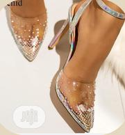 Perspex Sling Back Half Shoe | Shoes for sale in Lagos State, Ojo