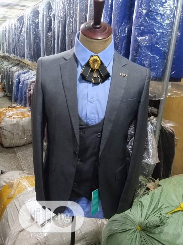 Classic Turkish Men's Suit