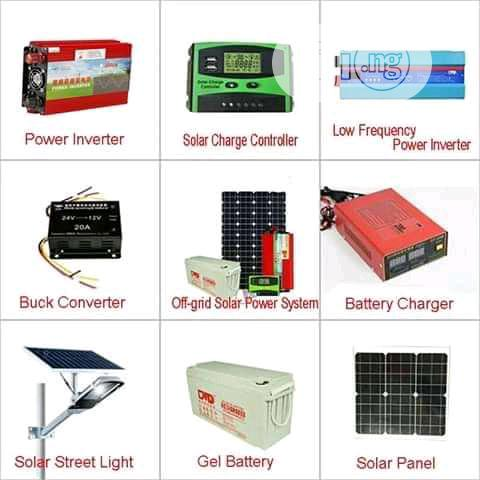 Archive: Solar Battery/Panels/Charge Controllers And Lots More