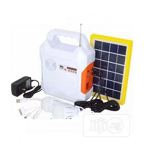 Archive: Solar Emergency Lantern