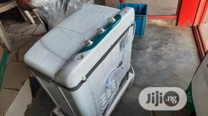 Hisense Washing Machine Twin Tub 5kg | Home Appliances for sale in Lagos State, Ikeja