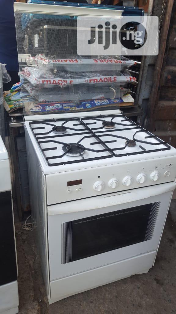 Archive: 4 Burner Gas Cooker