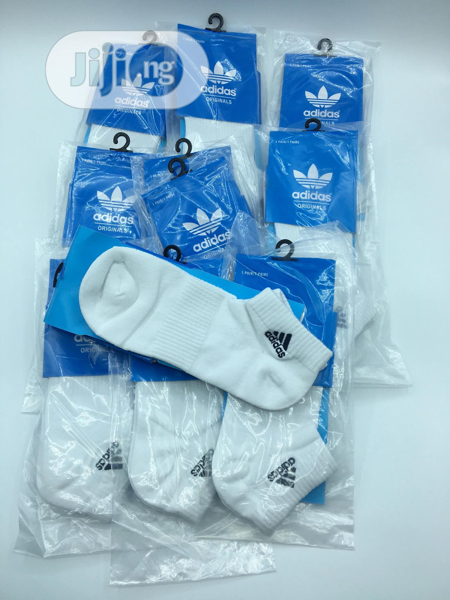 Archive: Adidas Ankle Socks