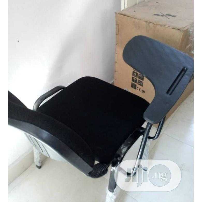 Training Chair With Strong Pad