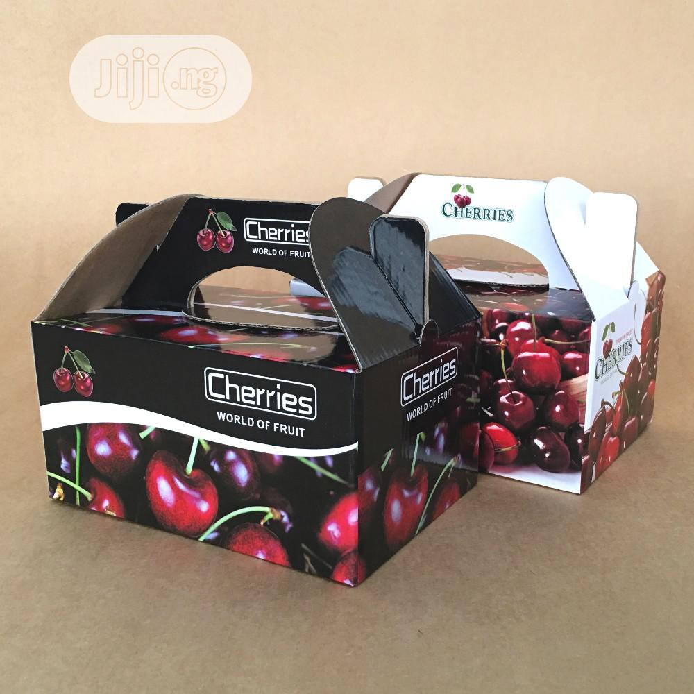 Customised Gift Packaging Carton Box