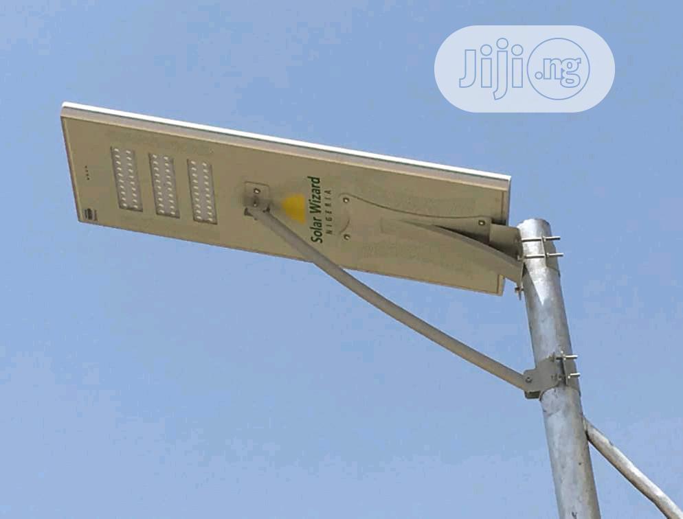 7 Years Warranty 60w German Solar Lights