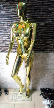 Size 12 Large Bust Gold Chrome Female | Clothing Accessories for sale in Edo State, Benin City