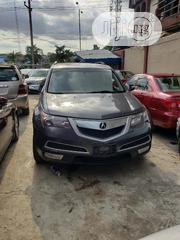 Acura MDX 2010 Gray | Cars for sale in Lagos State, Ikeja