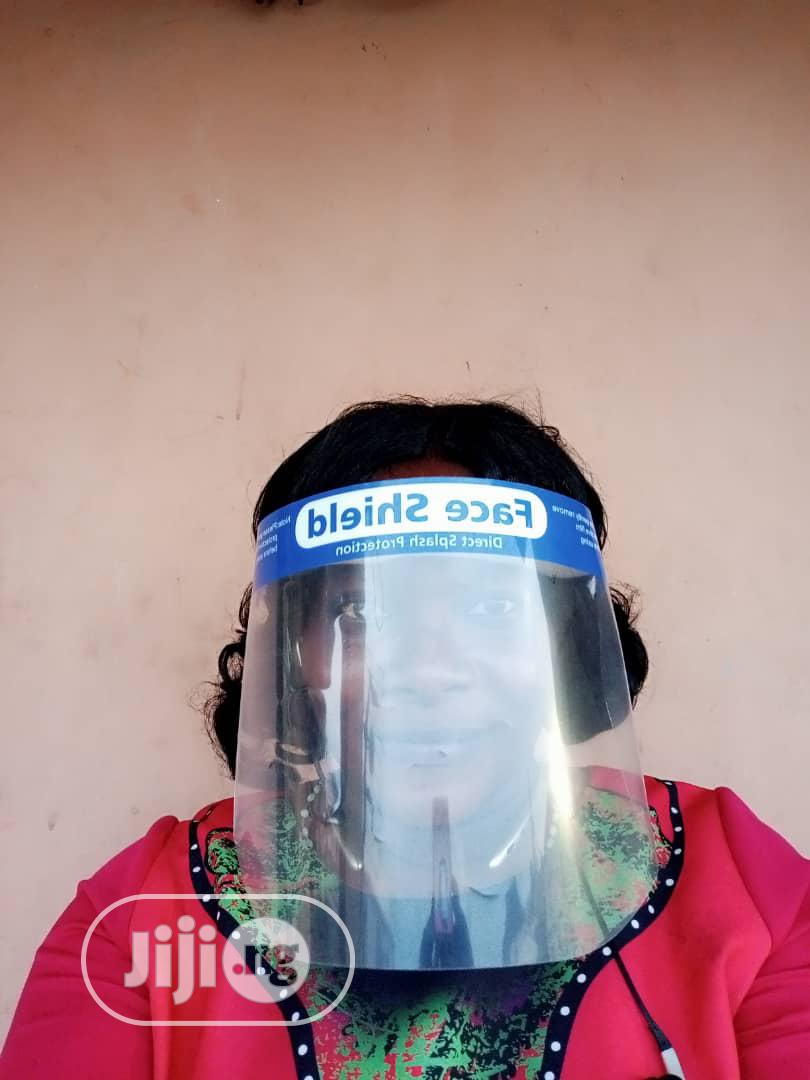 Imported Face Shield   Safety Equipment for sale in Ikeja, Lagos State, Nigeria