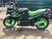 Kawasaki Ninja 650 2002 Green | Motorcycles & Scooters for sale in Lagos State, Amuwo-Odofin