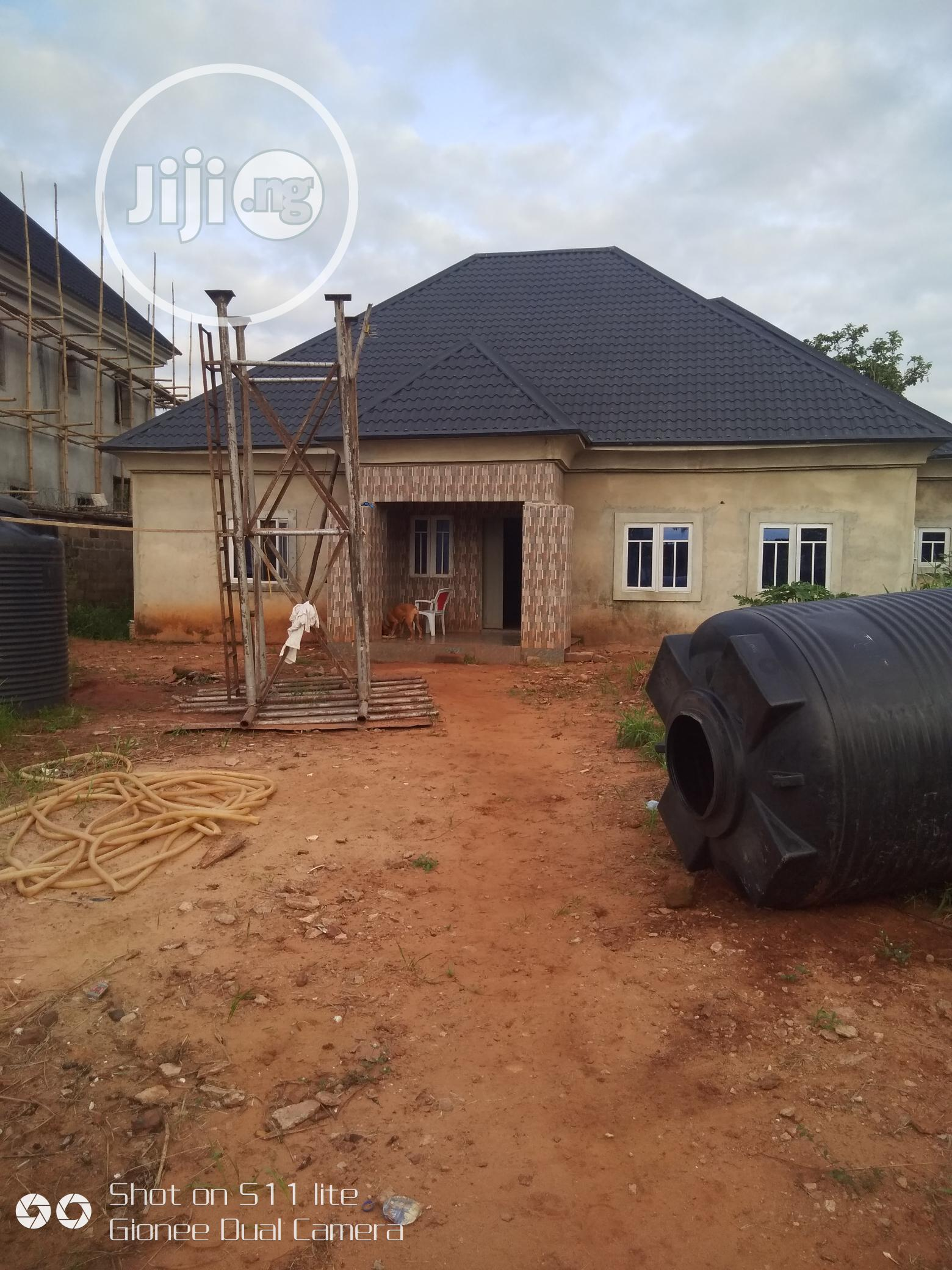 Newly Built 3bedroom Bungalow | Houses & Apartments For Sale for sale in Awka, Anambra State, Nigeria