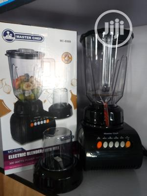 Master Chef Blender   Kitchen Appliances for sale in Oyo State, Ibadan