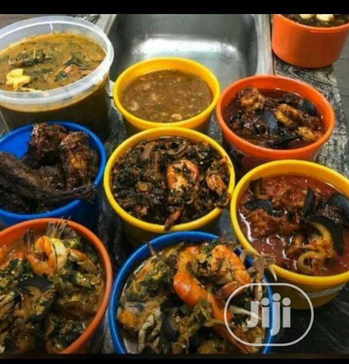 Special African Soup for You.