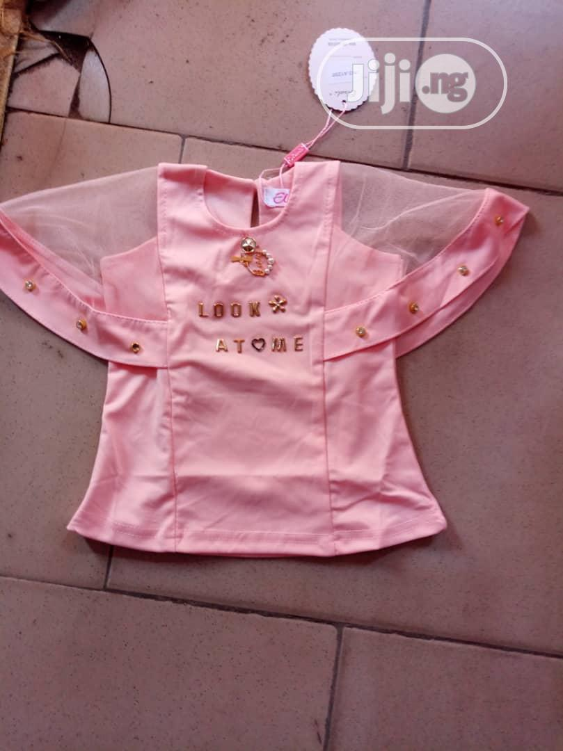 Archive: Girls Lace Top For Children
