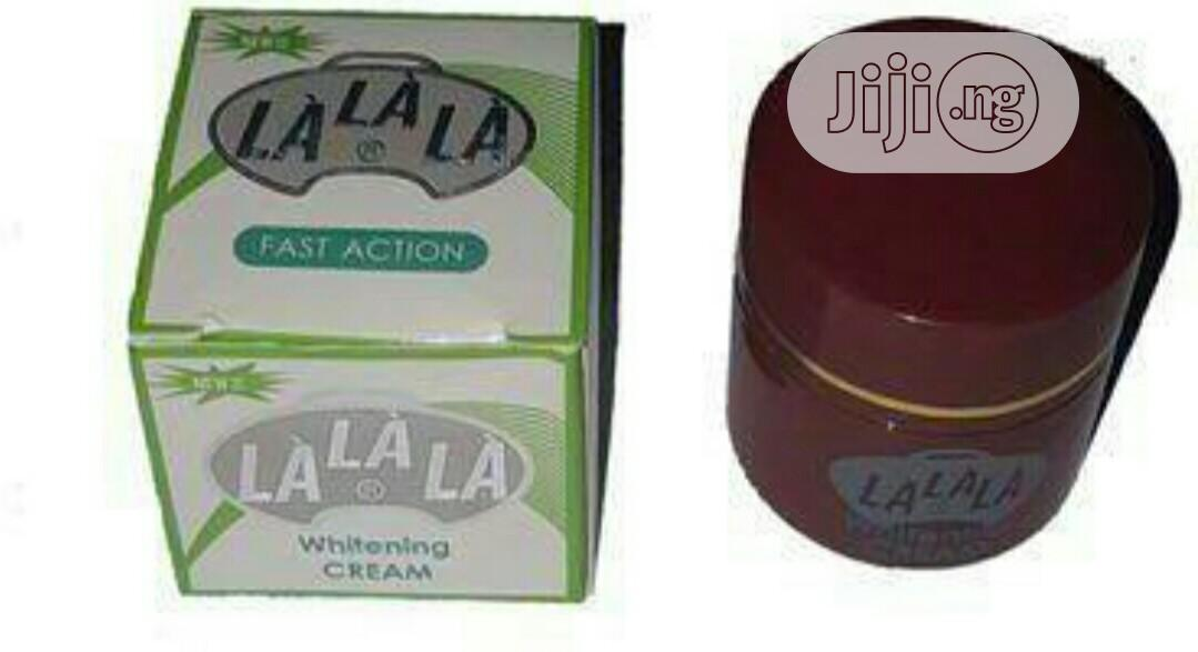 Archive: Lalala Whitening Face Cream
