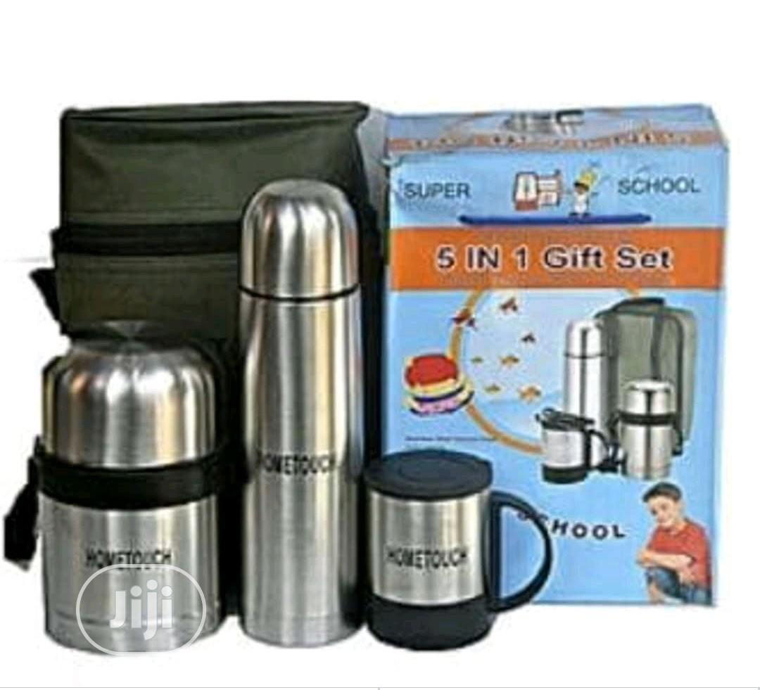 Archive: 5 In 1 FOOD FLASK