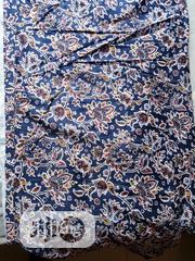 Blue Floral Quality Materials | Clothing for sale in Lagos State, Lagos Island