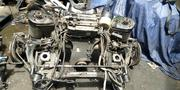 Complete Back Axle Range Rover Sport 2012 Model   Vehicle Parts & Accessories for sale in Lagos State, Mushin