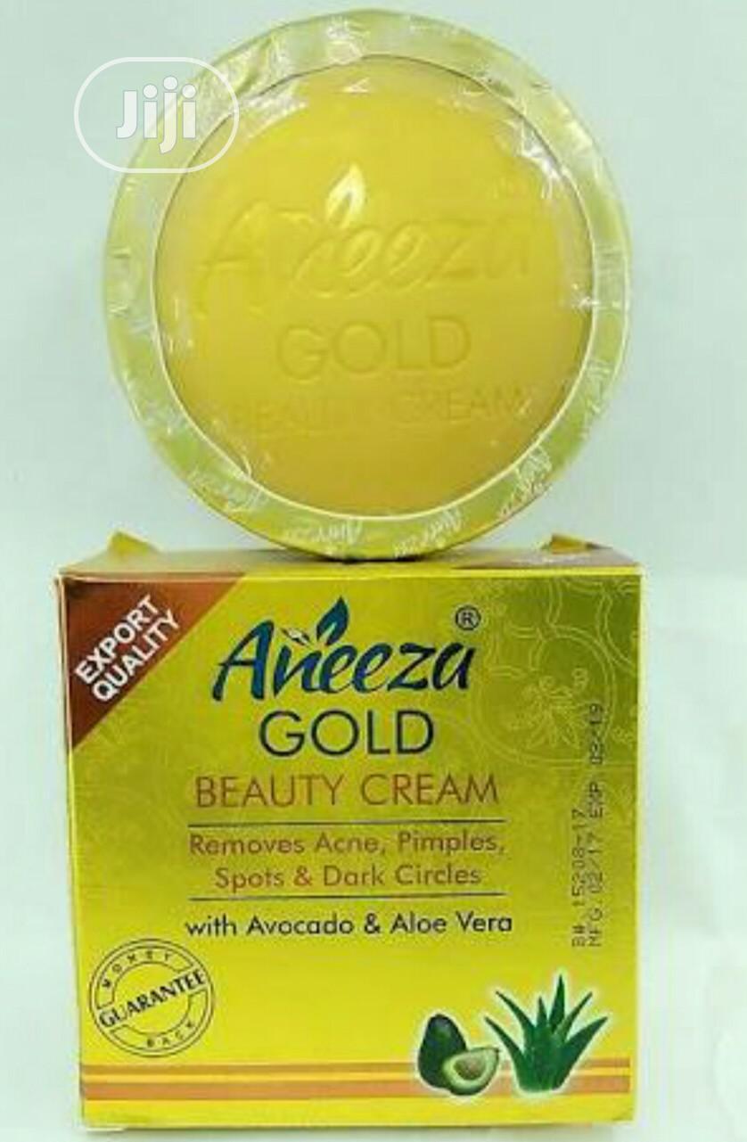 Archive: Aneeza Gold Beauty Face Cream