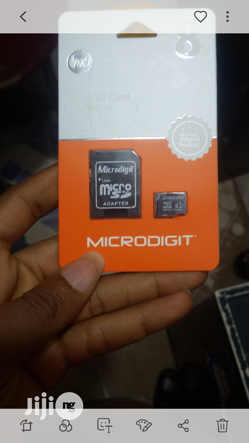 Memory Card | Accessories for Mobile Phones & Tablets for sale in Ikeja, Lagos State, Nigeria