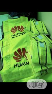 Safety Reflective Vests For Construction And Safety Workers | Safety Equipment for sale in Lagos State, Amuwo-Odofin