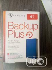 Seagate 4TB Backup Plus External Hard Drive | Computer Hardware for sale in Lagos State, Ikeja