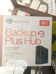 10TB Seagate External Hard Disk Drive   Computer Hardware for sale in Lagos State, Ikeja