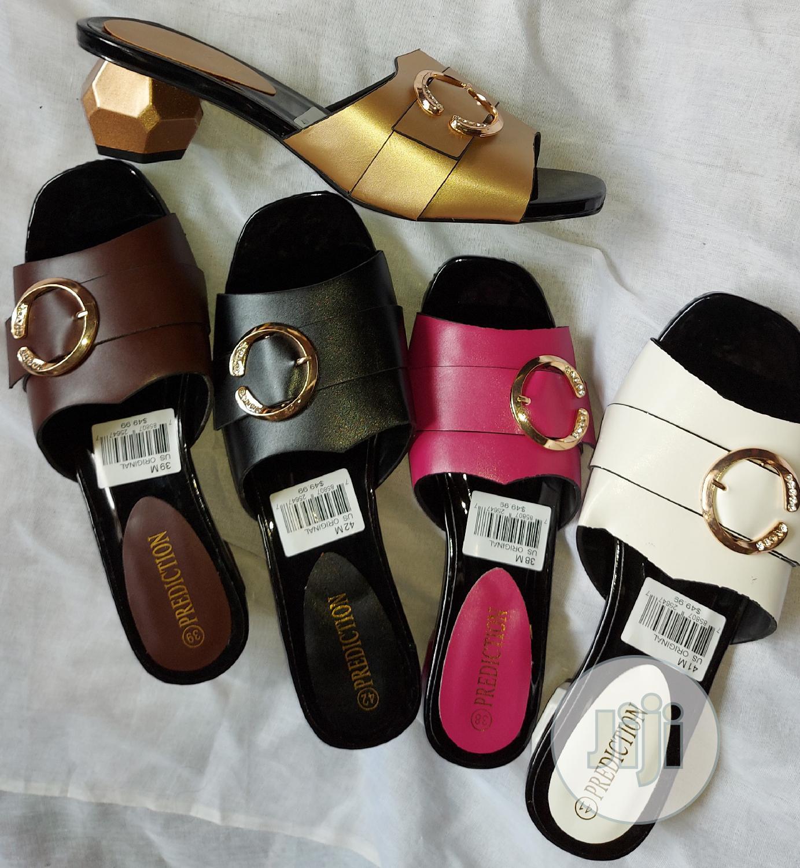 Ladies Footwears