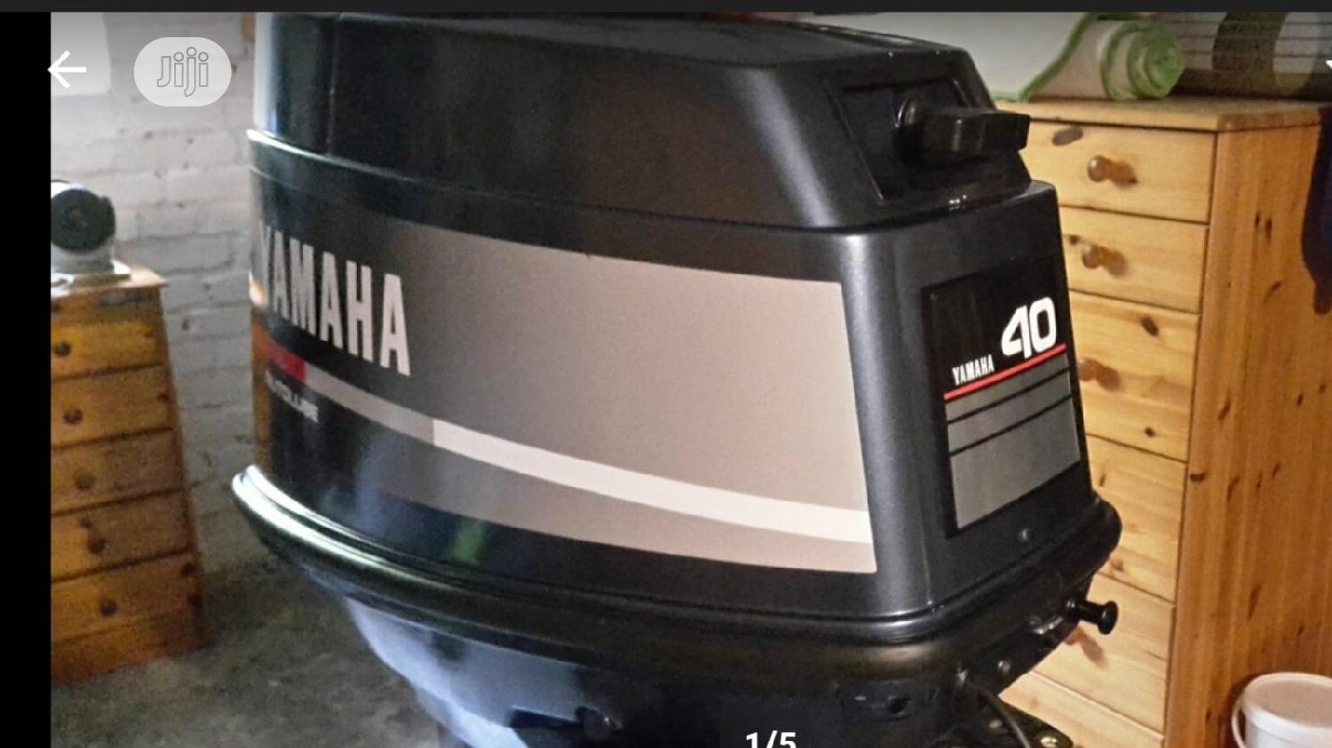 Clean Yamah Outboard Boat Engines   Watercraft & Boats for sale in Ikeja, Lagos State, Nigeria