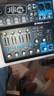 8chanel Yamaha Mixer With USB | Audio & Music Equipment for sale in Lagos State, Ojo