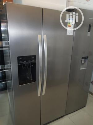 Samsung Side By Side Fridge With 2 Yrs Warranty | Kitchen Appliances for sale in Lagos State, Ojo