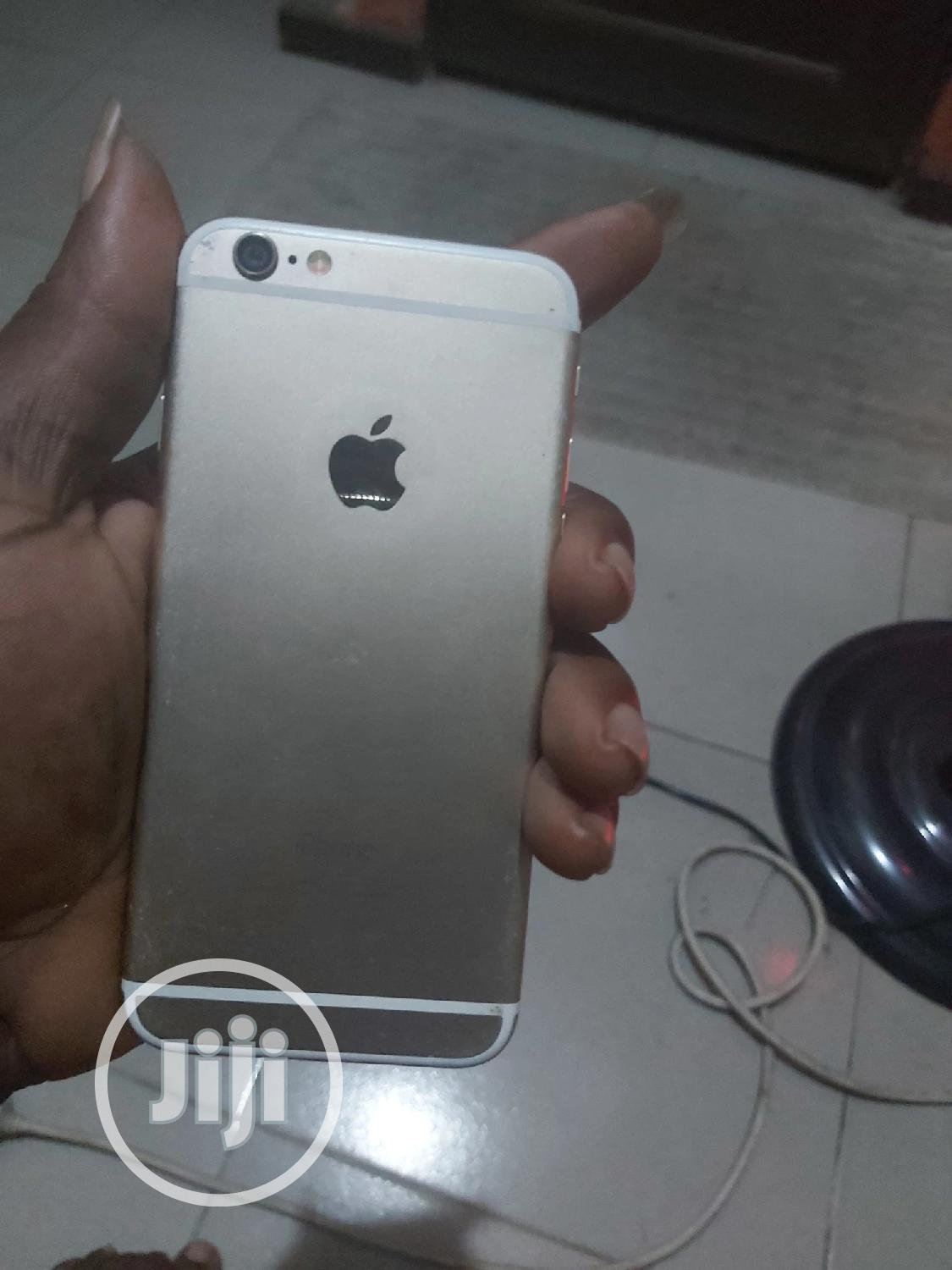 Apple iPhone 6 64 GB Gold   Mobile Phones for sale in Ikeja, Lagos State, Nigeria
