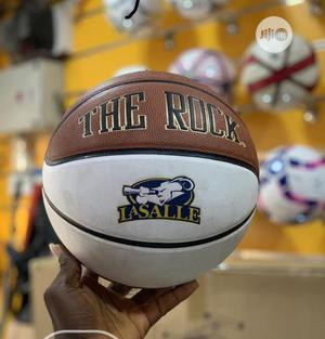 Original Basketball (The Rock)   Sports Equipment for sale in Lagos State, Surulere
