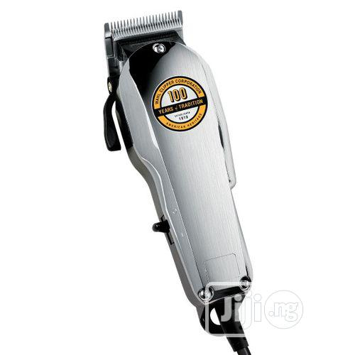 Archive: Wahl Super Taper (Silver) 100 Years Anniversary Special Edition