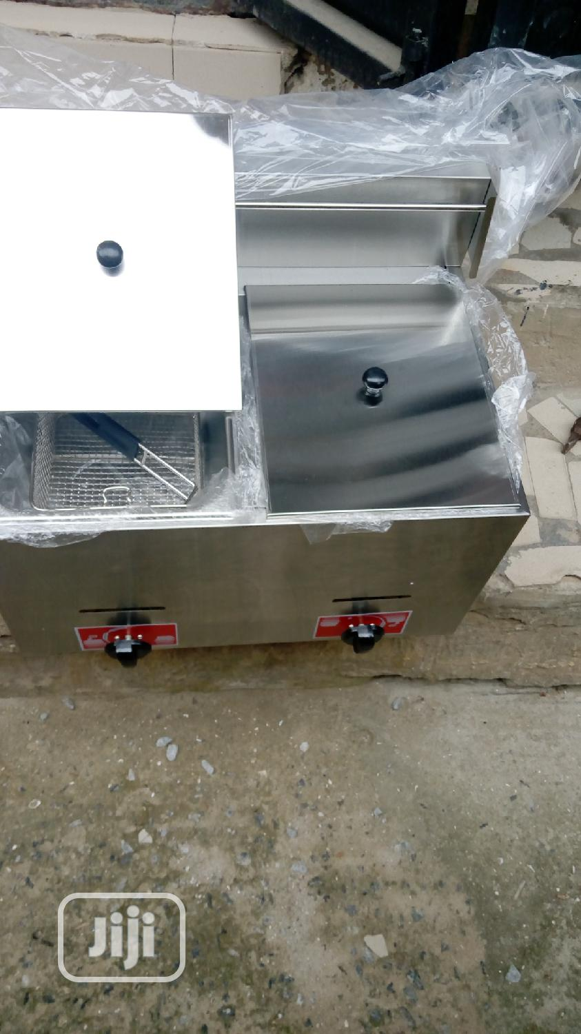 Table Top 20 Litters Fry | Restaurant & Catering Equipment for sale in Ojo, Lagos State, Nigeria