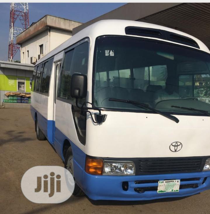 Super Clean Toyota Coaster Bus