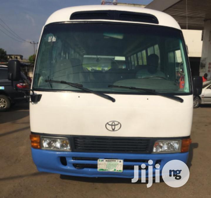 Super Clean Toyota Coaster Bus   Buses & Microbuses for sale in Ikeja, Lagos State, Nigeria