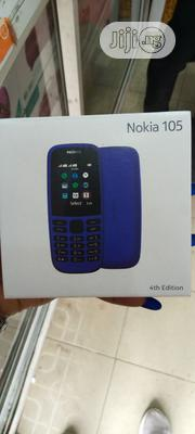 New Nokia 105 Blue | Mobile Phones for sale in Lagos State, Ikeja