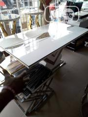 6 Seater Dinning Marble Table | Furniture for sale in Lagos State, Ojo