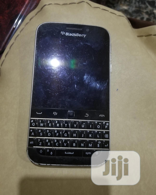 Archive: BlackBerry Classic 16 GB Black