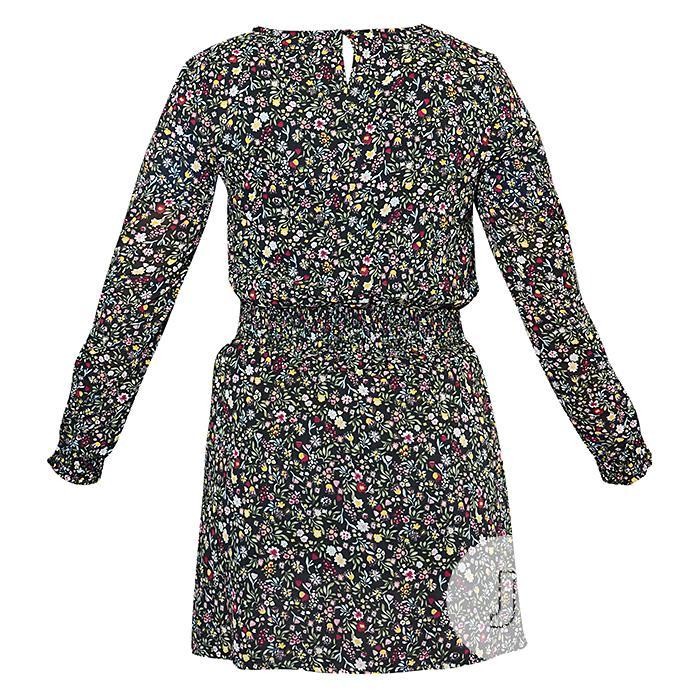 Short Flower Gown.