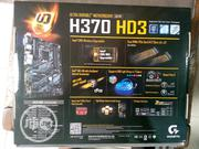 Gigabyte H370 HD3 Motherboard Ultra Durable | Computer Hardware for sale in Lagos State, Ikeja