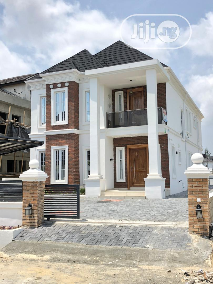 Fully Detached 5 Bedroom Duplex With Bq At Lekky County,Ikota