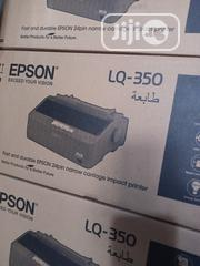Epson Impact Printer, LQ-350 | Printers & Scanners for sale in Lagos State, Ikeja