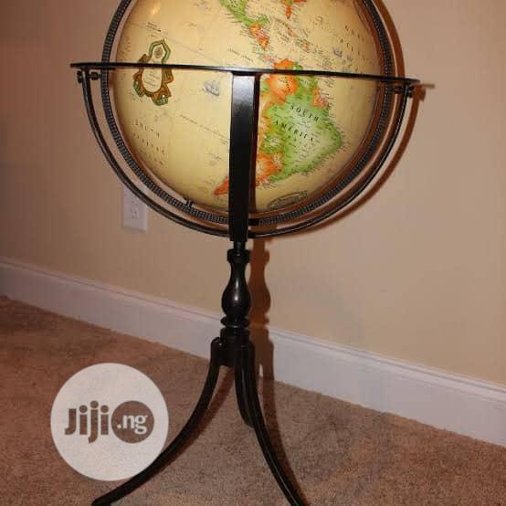 Standing World Globe by Pier 1