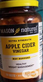 Apple Cider Capsule | Vitamins & Supplements for sale in Lagos State, Mushin